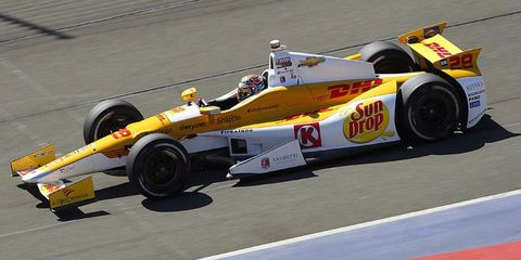 IndyCar is already looking forward to 2013 and finding a new CEO to replace Randy Bernard.