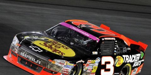 Austin Dillion is one of the drivers still competing for a Nationwide title.
