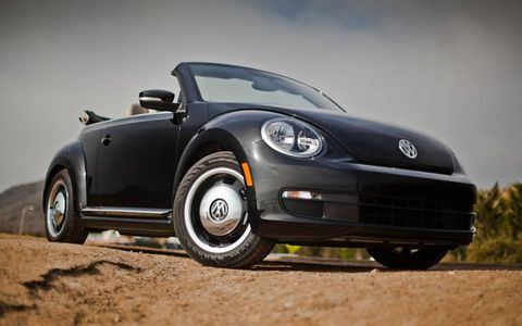 Much like the coupe, the second iteration of the front-engined Beetle is a more fully-realized car than the first.