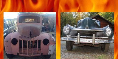 Proper rear-drive pickup trucks can be as hellish as their front-drive weirdo cousins—just ask Hudson and Mercury truck owners!