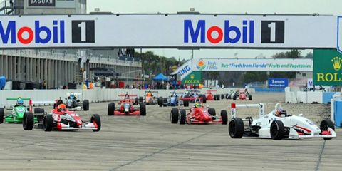 The Cooper Tires USF2000 Championship will continue it's relationship with Mazda.