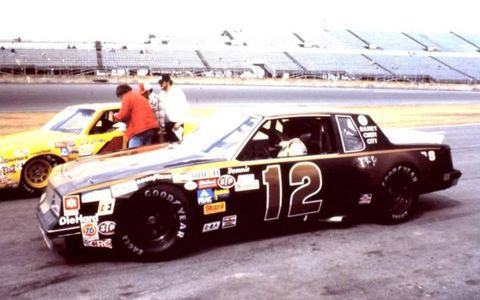 Donnie Allison, brother to Bobby, also drove No. 12 in the NASCAR Cup Series. Donnie won 10 races in his decades long racing career.