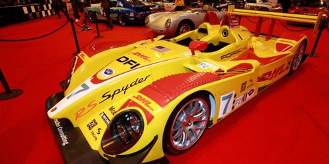 Porsche has not participated in the Le Mans prototype ranks since its RS Spyder last competed at Petit Le Mans in 2008.