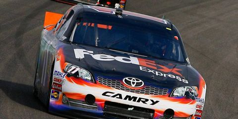 Toyota will be a race sponsor at Richmond. The car maker has been in the Sprint Cup Series since 2007.