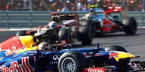 Circuit of the Americas is scheduled to host its second Formula One race on Nov. 17, 2013.