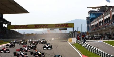 After a one-year layoff, Formula One could be looking at a return trip to Istanbul, Turkey, in 2013.
