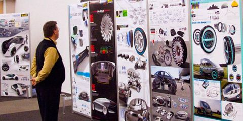 It's hard not to be gob-smacked by the work of College for Creative Studies students, whose passion and talent continuously invigorate the automotive industry.