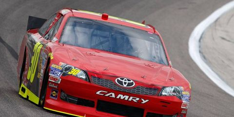 David Stremme will be driving the No. 30 Toyota for the new Swan Racing team in the Sprint Cup Series in 2013. The deal is for the full season.