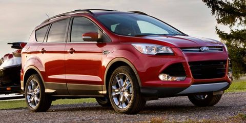 The latest recall is the fourth one for the redesigned Ford Escape.