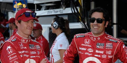 Spending a day with Scott Dixon and Dario Franchitti is up for bid in the annual CARA auction.