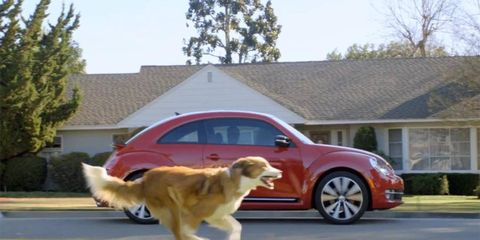 Volkswagen's Super Bowl commercial has garnered the most YouTube views this year compared to other car commercials.