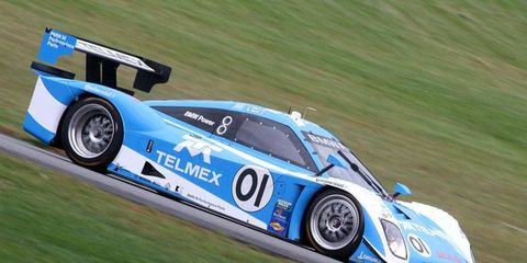 Scott Pruett and Memo Rojas won the championship, but Grand-AM's biggest news was plans to merge with with ALMS in 2014.