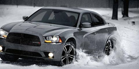 The all-wheel drive Dodge Charger will be offered with a Sport package for 2013.