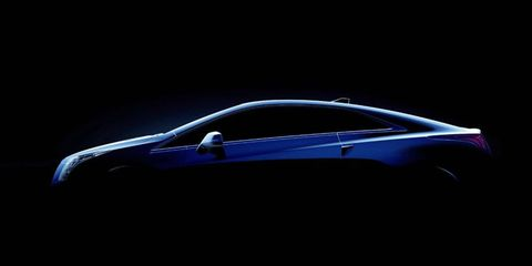 The 2014 Cadillac ELR will debut at the North American International Auto Show.
