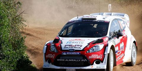 Evgeny Novikov will be a key member of the new-look M-Sport team in the World Rally Championship.