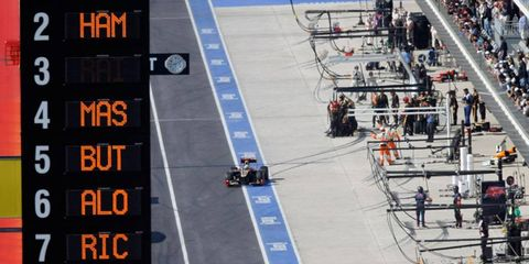 Circuit of America events other than the Formula One race in November could be eligible for subsidies in Texas.
