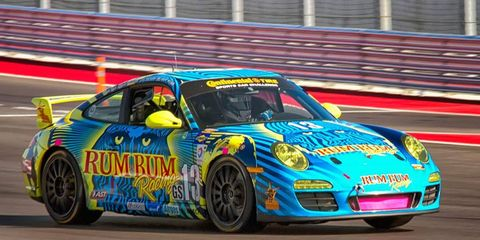 Several Grand-Am teams participated on a test at Circuit of Americas at Austin, Texas, on Wednesday.