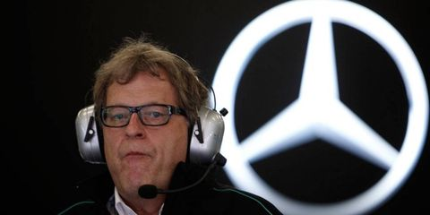 Norbert Haug has spent more than two decades at Mercedes-Benz.