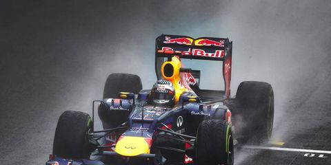 If all goes as planned, Sebastian Vettel will be racing in Russia in 2014.