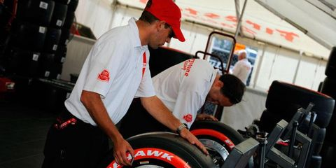 Firestone and IndyCar have extended their working agreement, making the tire company the sole provider of tires to the series through 2018.