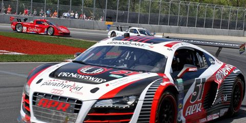 Alex Job Racing will team up with an Audi R8 for next month's Rolex 24.