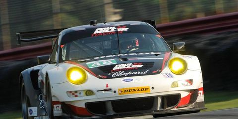 Marco Holzer and Bryce Miller will drive the No. 48 for Paul Miller Racing in the 2013 ALMS season.