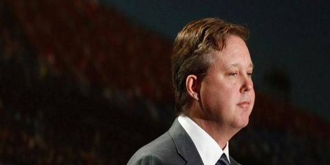 NASCAR chairman Brian France indicated on Tuesday that the Sanctioning Body will come down hard on Matt Kenseth after the Martinsville incident.