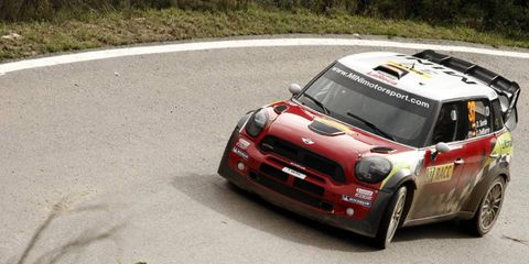 Dani Sordo is scheduled to race in 11 of the 13 WRC events this season.