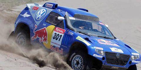 Carlos Sainz, a former winner in Dakar, said he wasn't happy with his car this year.