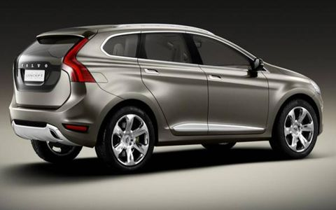 Volvo will show an XC60 concept at the North American International Auto Show in January, according to a report on a German car magazine's website.Due in 2009, the XC60 will compete with the likes of the Audi Q5, Mercedes-Benz GLK, Volkswagen Tiguan and other small crossover utilities. The vehicle reportedly will be built on a variation of the Land Rover LR2 chassis.