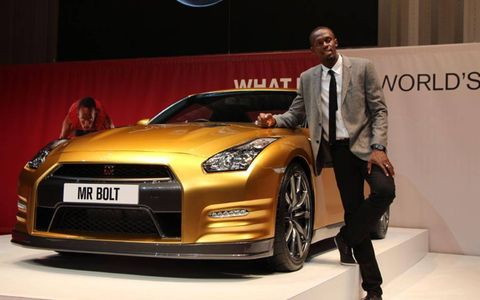 Bolt's charity raises money for young people in Jamaica.