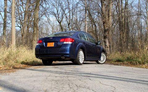 2011 Subaru Legacy 2.5GT Limited