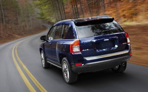 The 2011 Jeep Compass