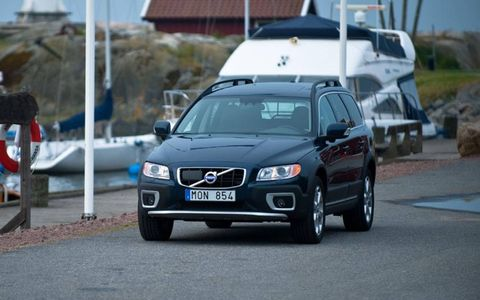 Driver's Log Gallery: 2011 Volvo XC70