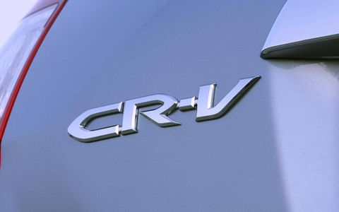 Driver's Log: 2009 Honda CR-V EX-L
