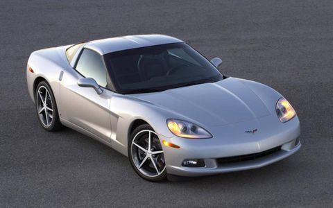 We think the 2013 Chevrolet Corvette deserves to be in the top five of our most-searched cars of 2012 list.
