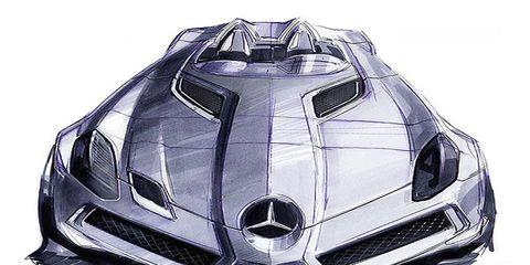 Revealed: SLR Stirling Moss