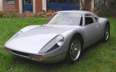 Considering the price of a real Porsche 904, we don't think the $11,000 asking price of this child-sized replica is completely out of line.