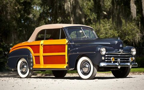 This 1947 Ford will go up for auction, possibly netting $250,000
