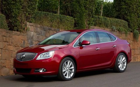 The Verano is arguably the best small car that Buick as produced in many years.
