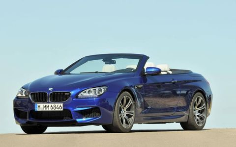 The BMW M6 is one of the best combinations of luxury and sportiness on the market.