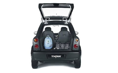 Think City four-seater