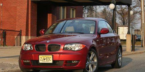 Driver's Log Gallery: 2011 BMW 128i