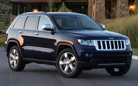 A diesel Jeep Grand Cherokee will return to the North American market in 2014 for the first time since 2008.
