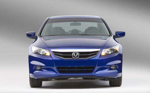 The 2011 Honda Accord Coupe EX-L Navi