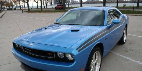 Driver's Log: 2009 Dodge Challenger R/T