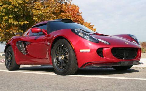 Driver's Log: 2009 Lotus Exige S260
