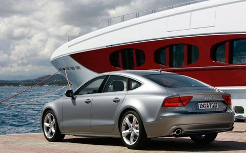 2012 Best of the Best Audi A7
