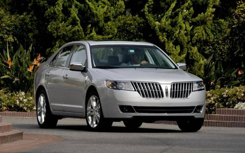 Driver's Log: 2010 Lincoln MKZ