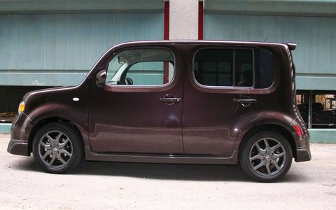Driver's Log: 2009 Nissan Cube